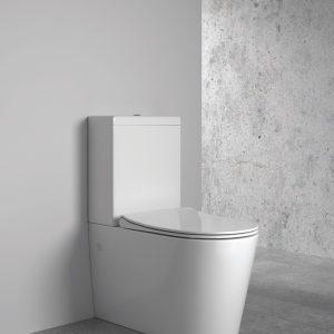 Ticino Toilet Suite