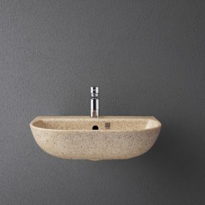wall fixed sink